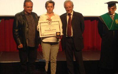 Medalla d'or del Petrea Chardonnay a la DO Penedès
