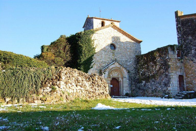 Monestir Sant Sebastià dels Gorgs